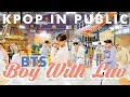 KPOP IN PUBLIC BTS 방탄소년단 '작은 것들을 위한 시 Boy With Luv  DANCE COVER BY XP-TEAM INDONESIA