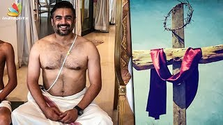 R Madhavan 'fake' for having a cross at home ? | Hot Tamil Cinema News