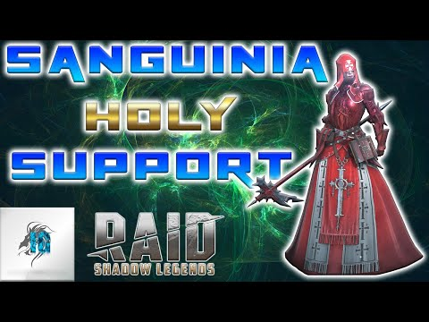 Sanguinia Guide