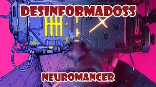 Resenha Neuromancer de Willian Gibson, Clássico Cyberpunk