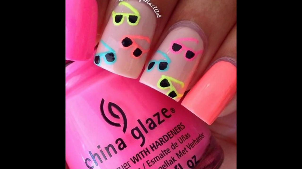 Uñas Playeras Verano 2017 2018 Exclusivas Youtube