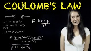 Coulomb's Law (with example)