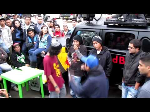 Cadete vs Mordekai - Cuartos - Repechaje Raptonda - Pura Calle 2014