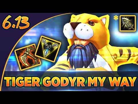 6.13 Tiger Godyr My Way #NextLevel