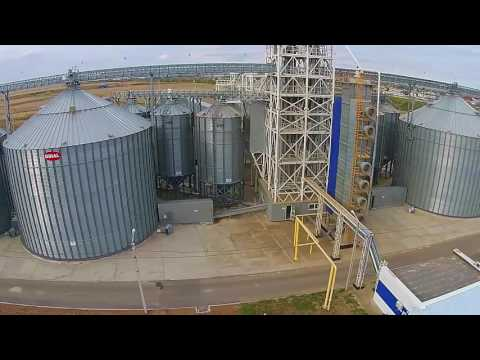 Obial Steel Silo Systems  41.868 Tons / Kazakhstan
