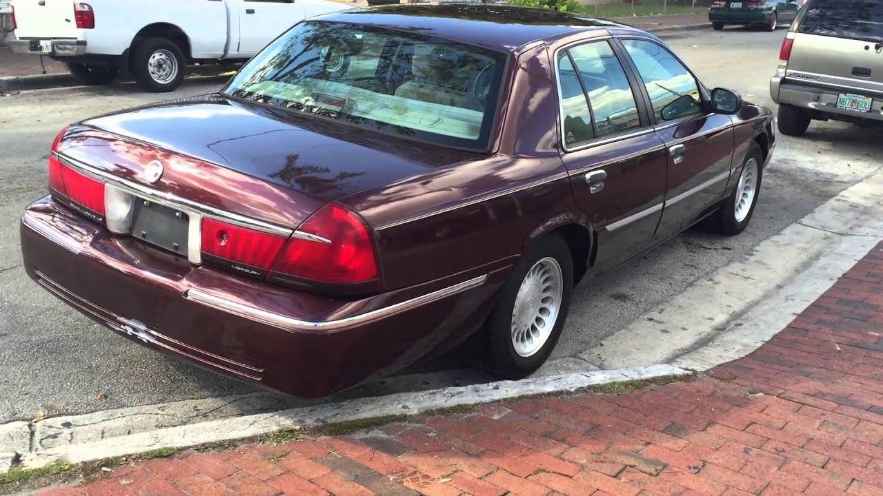2001 mercury grand marquis ls premium 4dr sedan youtube 2001 mercury grand marquis ls premium 4dr sedan