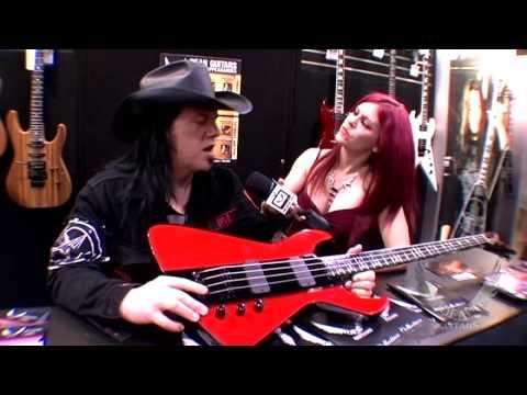 "David ""Evil D"" Vincent of Morbid Angel! Dean TV exclusive interview"