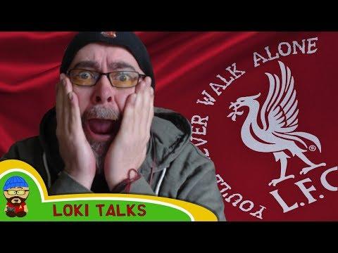 Liverpool vs Barcelona reaction – I'm broken