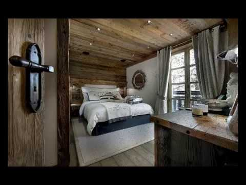 50 Modern Rustic Master Bedroom Decorating Ideas Pictures - HD - YouTube