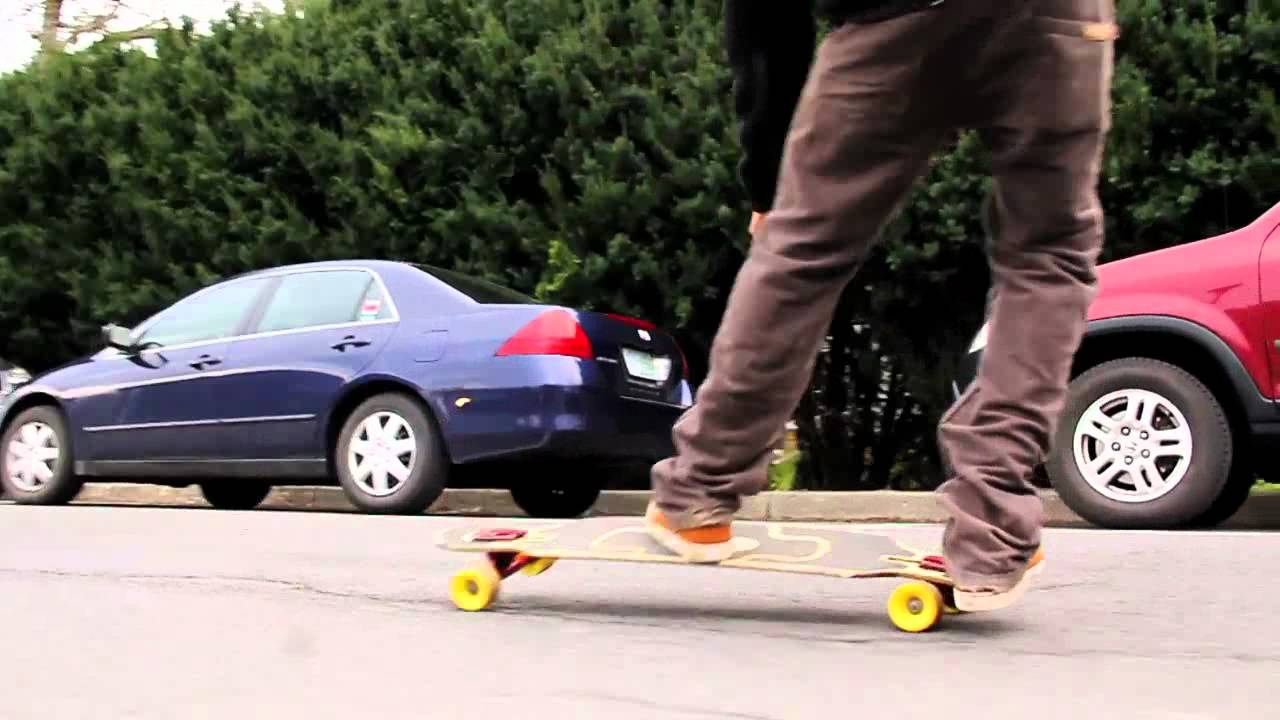 21st Birthday Longboarding - Loaded Tan Tien