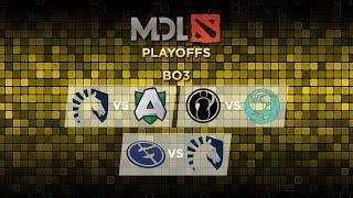 [DOTA2] Invictus Gaming VS Beastcoast (BO3) - Playoff MDL Chendu Major