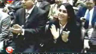 Juramentados diputados y diputadas del Parlamento Latinoamericano en Venezuela