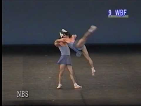 Last Gala in  World Ballet Festival 2000 Japan/Tokyo