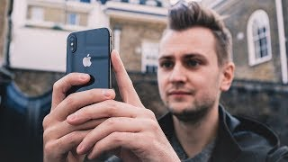 One of Joe Allam's most viewed videos: Apple iPhone X Street Photography — First Impressions