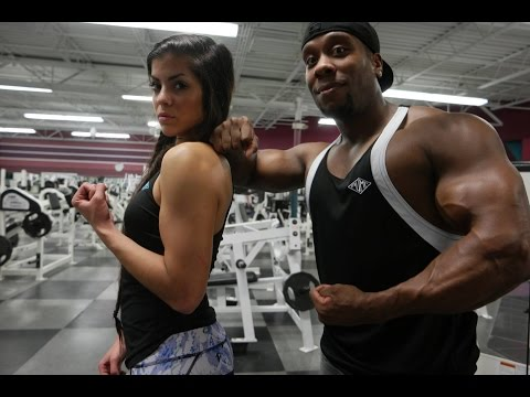 Delts & Arms Workout (feat. Sandra Perez)
