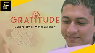 Do You Make A Difference? Short Film Gratitude
