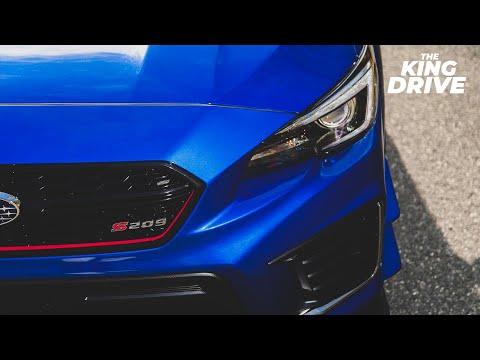 Subaru представила очень мощную Impreza WRX STI S209