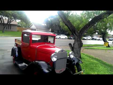 1930 Model A Ford Pickup - For Sale!