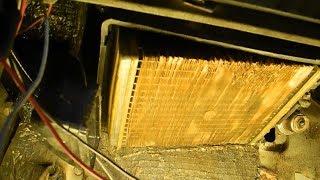 Что сделать чтобы печка грела хорошо ВАЗ 2101-07