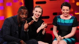 Flirty text messages - The Graham Norton Show: Series 14 Episode 12 Preview - BBC One