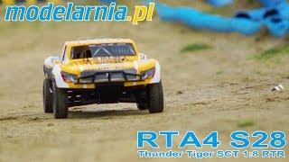 thunder tiger rta4 s28 sct 1 8 rtr