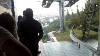 Pierre Lotiden Eyup'e teleferik inisi - 15/09/2012