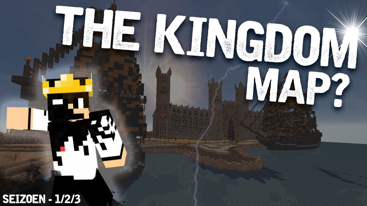 minecraft the kingdom entropia map