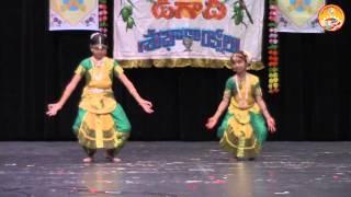 TAWCT - Ugadi Uthsavalu 2013 : 17 - Bharathanatyam - Gajavadane