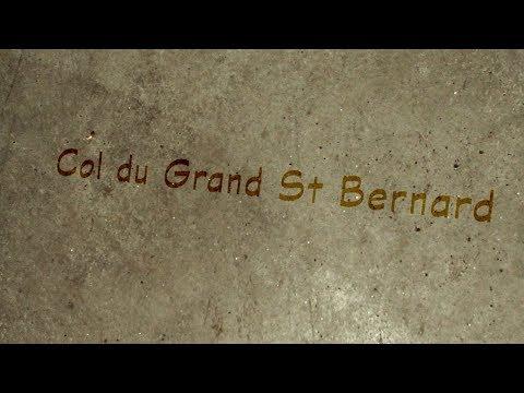 Balade moto: Col du Grand St Bernard (Suisse-Italie)