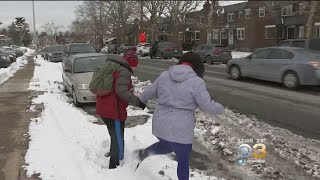All Philadelphia District Schools, Archdiocesan Schools To Dismiss Early Due To Wintry Weather