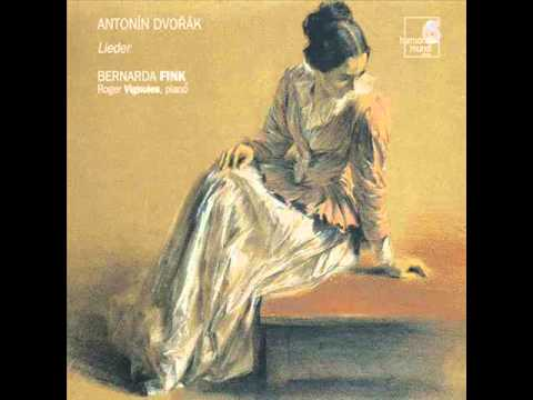 Bernarda Fink - Roger Vignoles : Antonín Dvořák, Lieder