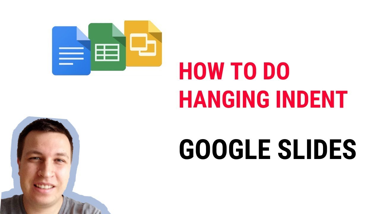 How To Do Hanging Indent In Google Slides