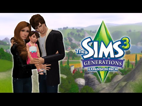 Let's Play: The Sims 3 Generations - (Part 17) - Hunting Skill