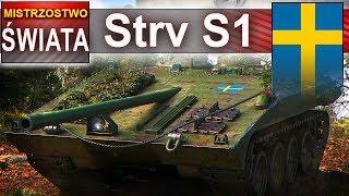 Strv S1 - mistrzostwo i rekordowy zarobek - World of Tanks