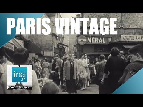 1956 : À la découverte du vieux Paris | Archive INA