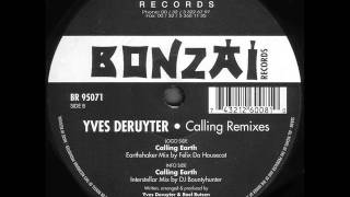 Yves Deruyter - Calling Earth (Interstellar Mix)