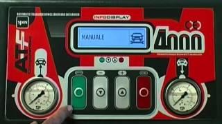 Установка для замены жидкости в АКПП ATF 4000