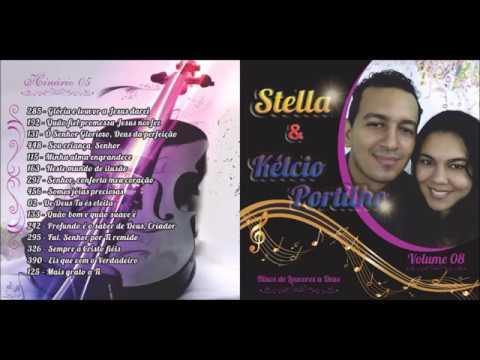 Hinos CCB OFICIAL- STELLA & KÉLCIO - Hinário 05 - VOLUME 08