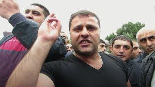 Нагорный Карабах: жители против силовиков