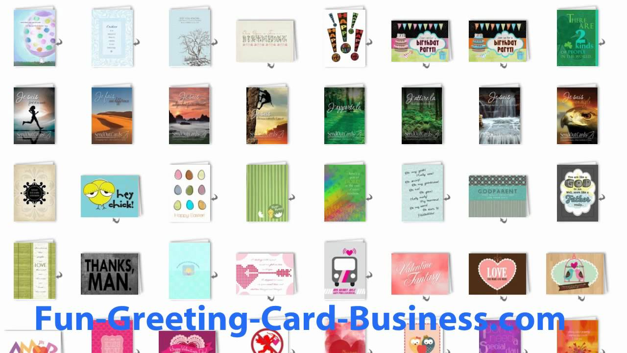 How To Market Your Greeting Card Business Youtube