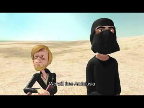 El Daesh en minuto y medio ¡y con humor!  (subt.)