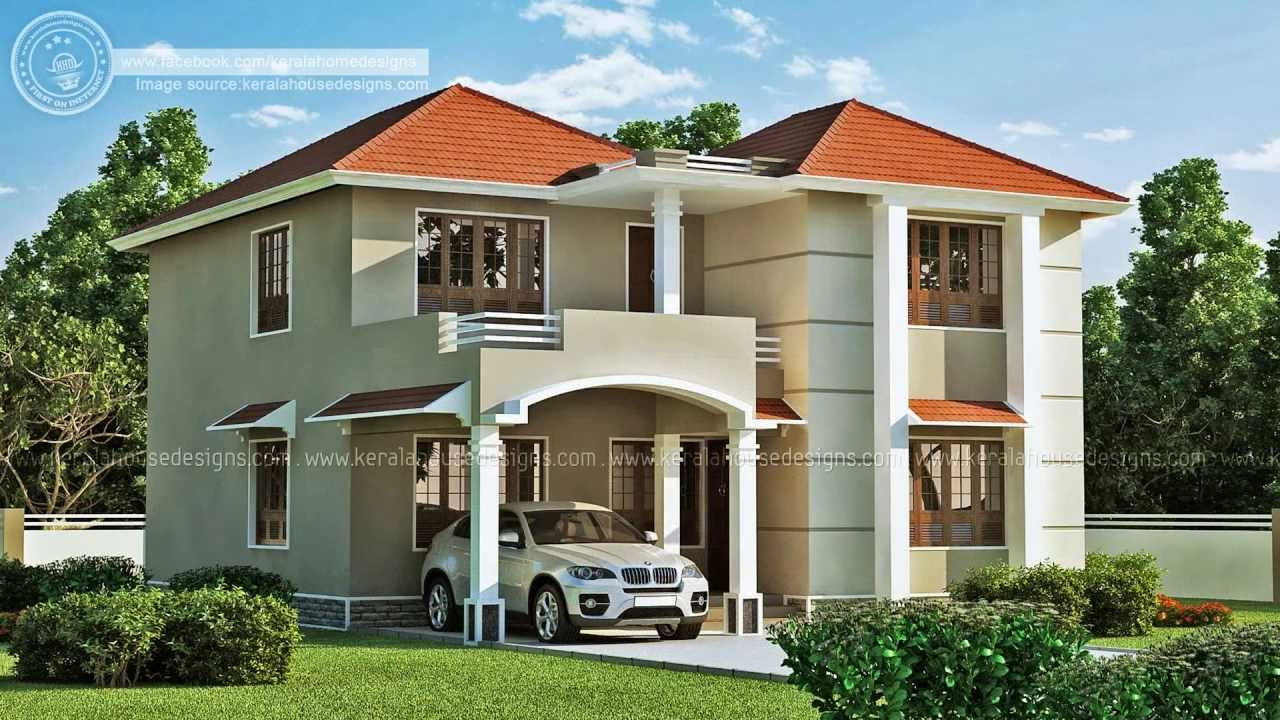 India house plans 4 youtube Www indian house plan photos