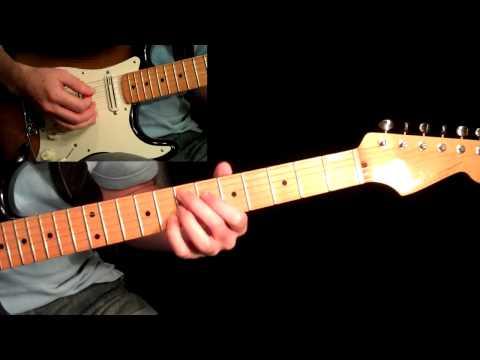 Purple Haze Guitar Lesson Pt.1 - Jimi Hendrix - Intro & Verse
