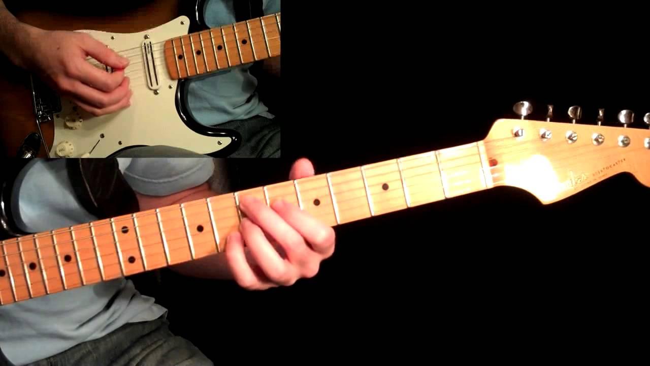 Purple Haze Guitar Lesson Pt1 Jimi Hendrix Intro Verse Youtube