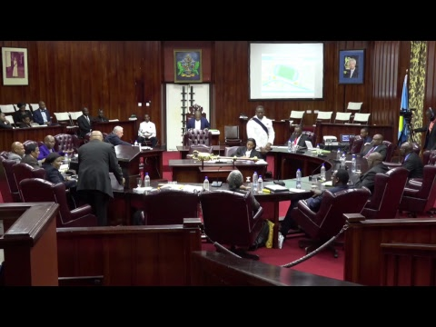 Debate on 2018-2019 Appropriation Bill Part II