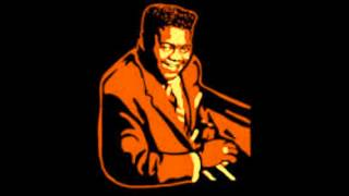 Fats Domino - Long Lonesome Journey-  [2 versions 1952]