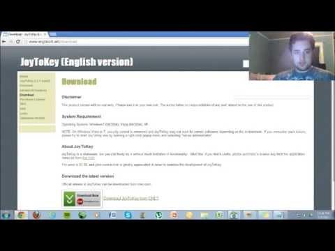 How to set up Joytokey (With Voice)