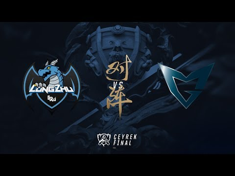 Longzhu Gaming ( LZ ) vs Samsung GALAXY ( SSG ) 1. Maç Özeti | Worlds 2017 Çeyrek Final