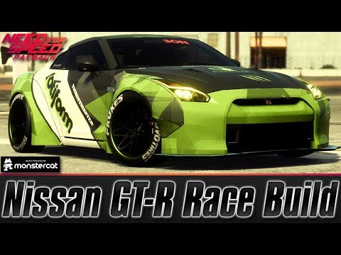Need For Speed Payback: Nissan GT-R Race Build | All CARBON Build | Supercars For Breakfast
