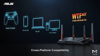ASUS RT AC88U Wireless Router